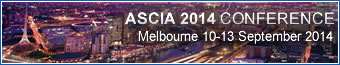 25th ASCIA Annual Conference, Melbourne September 2014