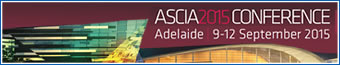 26th Annual Conference of ASCIA, 9th - 12th September 2015 Adelaide Convention Centre