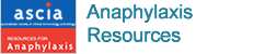 Anaphylaxis Resources
