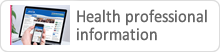 Health professional information