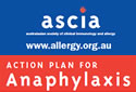 anaphylaxis action plan epipen personal red ss