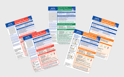 ASCIA anaphylaxis resources