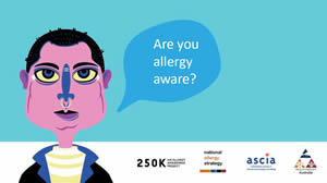 Slide set secondary schools - are you allergy aware?