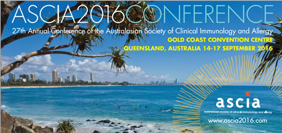 ASCIA e-news update - Issue No 171 - Australasian Society of