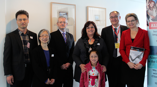 Parliamentary Allergy Alliance (PAA) was launched on 10 August 2015 at Parliament House, Canberra